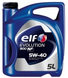 Elf Evolution 900 NF 5W-40 *5l