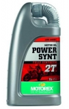 Motorex  POWER SYNT 2T *1l