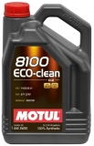 Motul 8100 Eco-clean 5W-30 *5l
