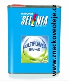 Selenia Multipower GAS 5W-40 *2l