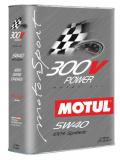 MOTUL 300V POWER 5W-40 *2l
