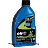 ELF EVOLUTION SXR 5W-30 *1l