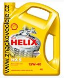 Shell Helix Super 15W-40 *4l