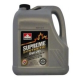 PETRO-CANADA SUPREME SYNTHETIC 5W-20 *4l