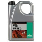 Motorex TOP SPEED 4T  15W-50 *4l