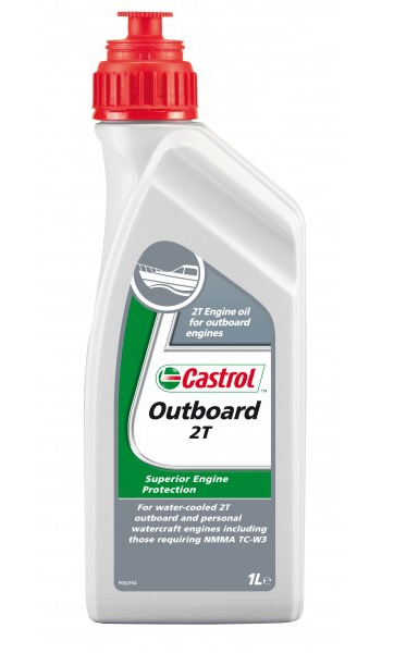 Castrol Outboard 2T  *1l