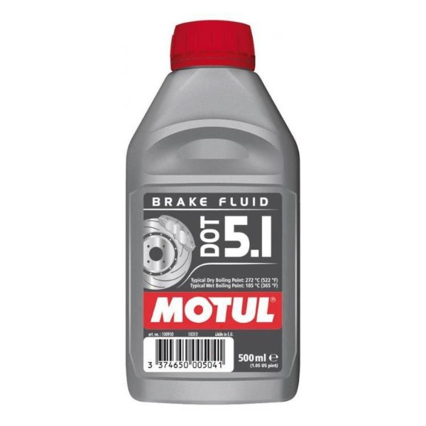 MOTUL DOT 5.1 Brake Fluid *0,5l