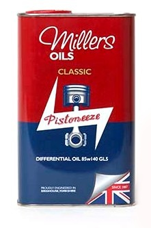 Millers Oils Differential Oil EP 85W-140 *1l