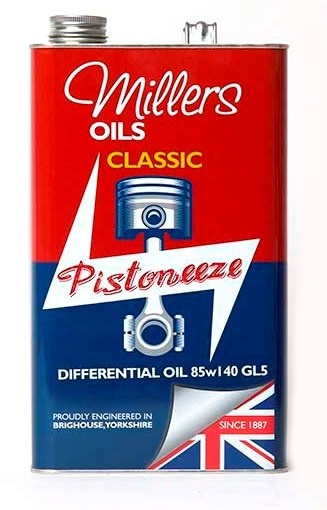 Millers Oils Differential Oil EP 85W-140 *5l