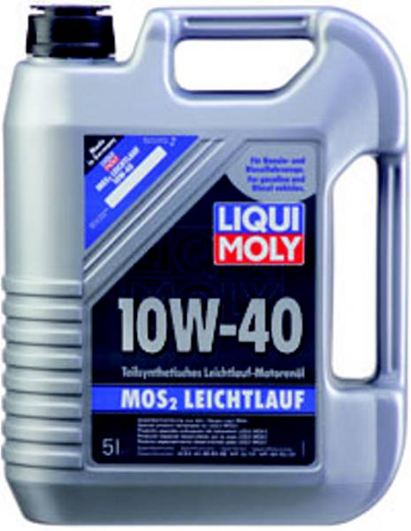 motorov oleje liqui moly mos2 leichtlauf 10w 40 5l oleje selenia yacco castrol mobil. Black Bedroom Furniture Sets. Home Design Ideas