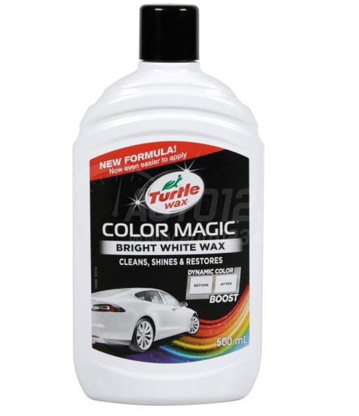 Turtle Wax COLOR MAGIC PLUS - bílý *500ml