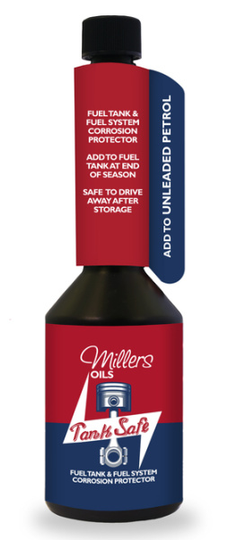 Millers Oils Tank Safe *250ml