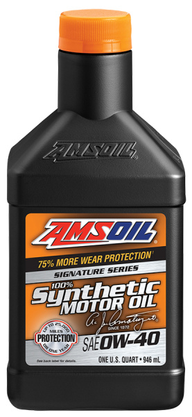 Amsoil Signature Series 0W-40 *1Q
