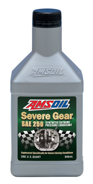 Amsoil Severe Gear Racing EP Synthetic Gear Lube SAE250 *0,946 l