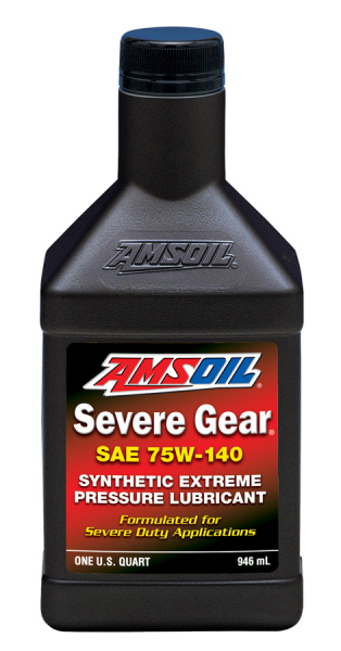 Amsoil Severe Gear 75W-140 Synthetic Gear Lube *0,946 l