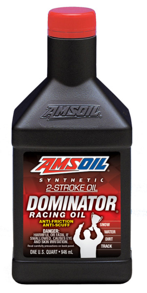 Amsoil DOMINATOR Synthetic 2-Stroke Racing Oil *0,946 l