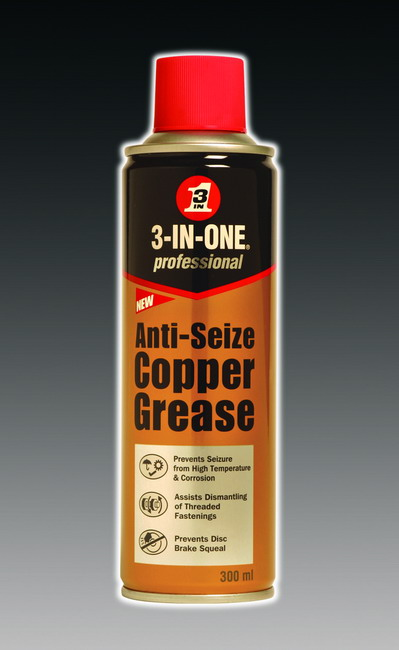 3-IN-ONE Cooper grease - měděné mazivo