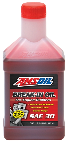 Amsoil Break-In Oil (SAE 30) *0,946 l