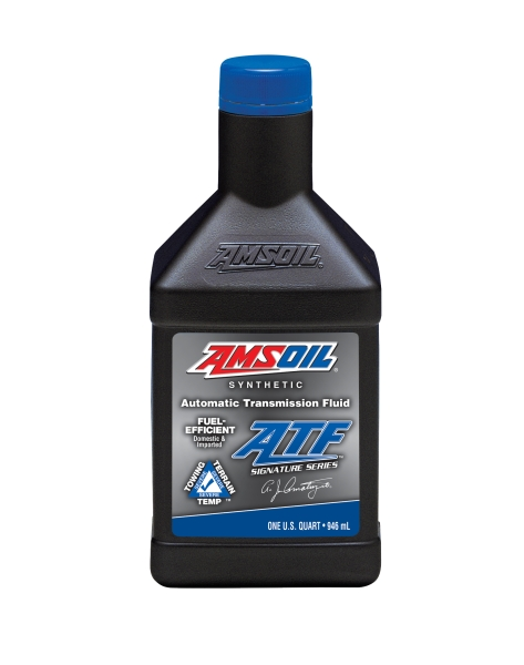 Amsoil Signature Series Fuel-Efficient Synthetic Automatic Transmission Fluid *0,946l