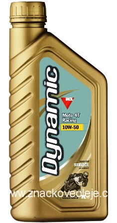 MOL  Dynamic  Moto 4T  Racing 10W-50 *1l