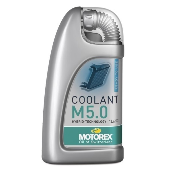 Motorex Colant M5.0 Ready to use *1l