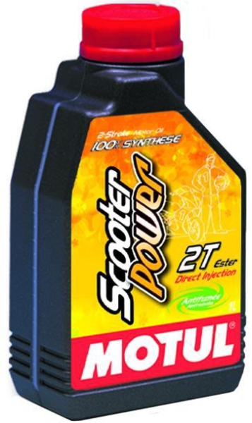 MOTUL Scooter Power 2T *1l
