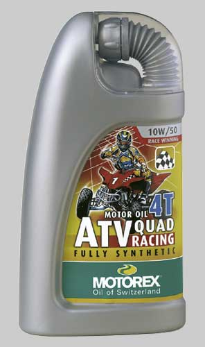 Motorex ATV QUAD RACING 4T 10W-50 *1l