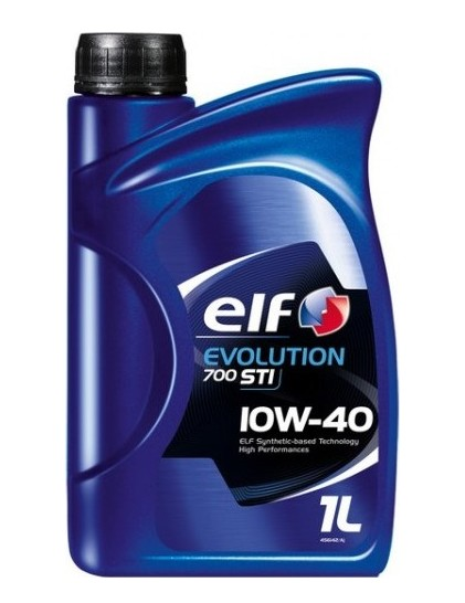 Elf Evolution 700 STI 10W-40 *1l