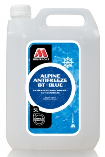 Millers Oils Antifreeze Extend - Red *5l