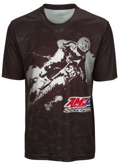Amsoil Racing Poly Jersey velikost L