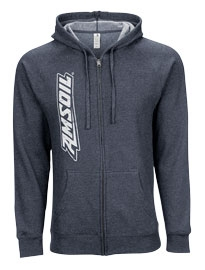 Amsoil Full Zip Hooded Sweatshirt velikost XL