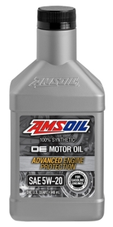 Amsoil OE 5W-20 Synthetic Motor Oil *3,78 l