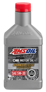 Amsoil OE 5W-30 Synthetic Motor Oil *3,78 l