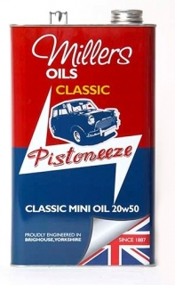 Millers Oils Classic Mini Oil 20W-50 *5l