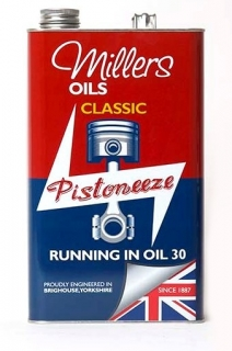 Millers Oils Classic Running in oil *5l