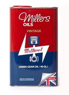 Millers Oils Green Gear Oil 140 *1l