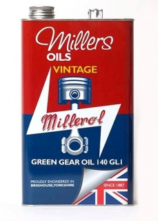 Millers Oils Green Gear Oil 140 *5l