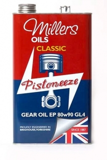 Millers Oils Gear Oil EP 80W-90 *5l