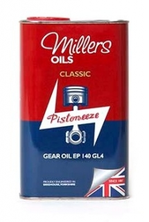 Millers Oils Gear Oil EP 140 *1l
