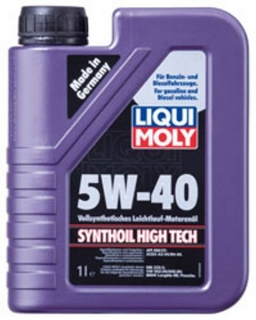 Liqui Moly Synthoil HighTech 5W-40 *1l