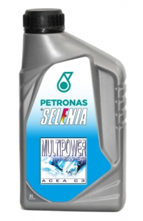 Selenia Multipower C3 5W-30 *1l