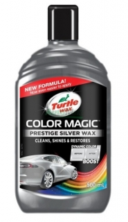 Turtle Wax Color Magic stříbrný 500 ml
