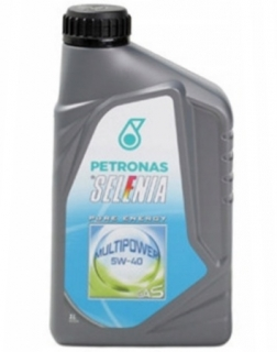 Selenia Multipower GAS 5W-40 *1l