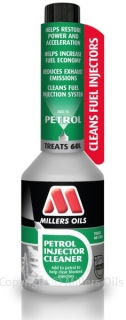 Millers Oils Petrol Injector Cleaner *250ml