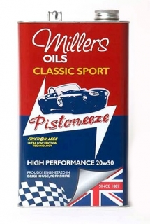 Millers Oils Classic High Sport Performance 20W-50 NT *5l