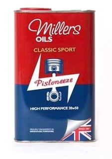 Millers Oils Classic High Sport Performance 20W-50 NT *1l