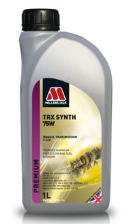 Millers Oils TRX Synth 75W *1l