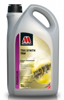 Millers Oils TRX Synth 75W *5l