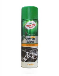 Turtle Wax Cockpit sprej vanilka *500ml