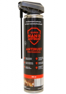 Nanoprotech GNP Antirust Professional *300ml